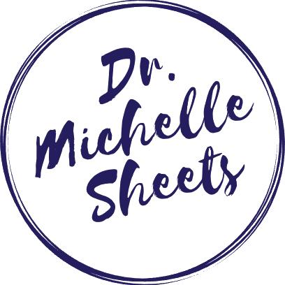 Dr. Michelle Sheets Logo
